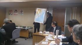熊本県教育委員会の取組みの紹介(全ての日本の領域全体が表記された地図作成、掲示)