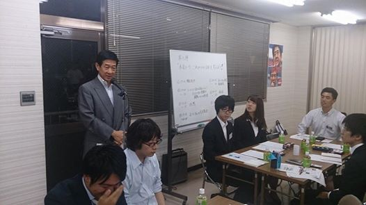 総括・講評(伊藤信太郎県連会長)