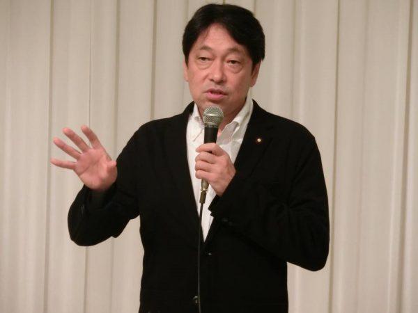 小野寺五典党政務調査会長代理
