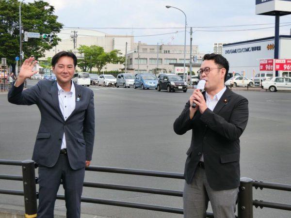 勝沼しげあき衆議院議員・宮城第5選挙区支部長