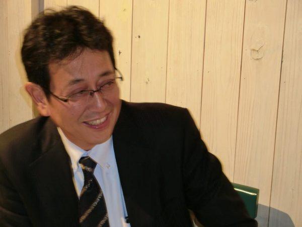 石川光次郎 県連幹事長