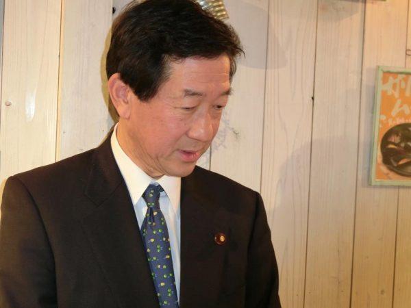 伊藤信太郎 J-NSC代表